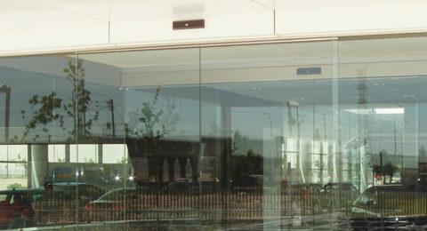 Puertas Automáticas para Hoteles