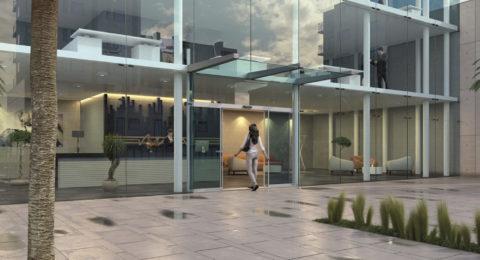 Puertas Automáticas para edificios en Guadalajara